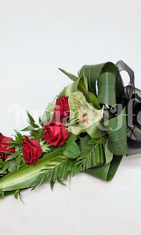 Bukiet kondolencyjny klasyczny