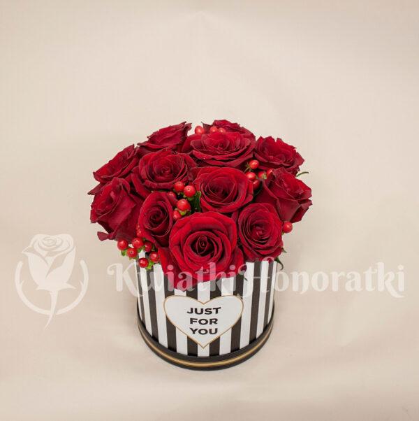 Flower box z roz