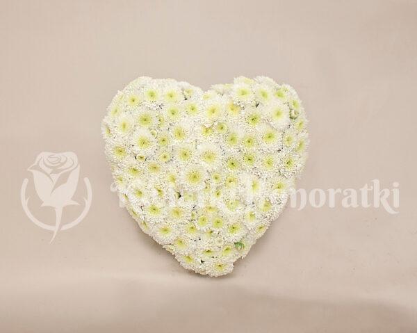kształtka 3 kwiatki honoratki ząbki
