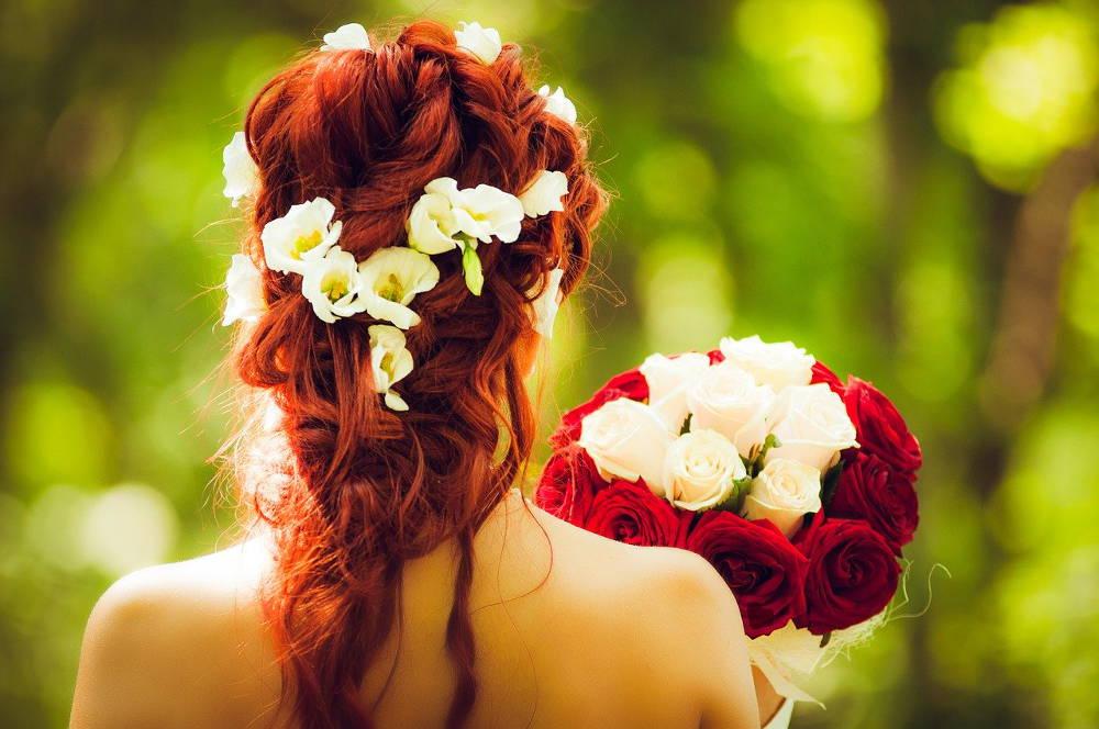 Jakie kwiaty na ślub w czerwcu