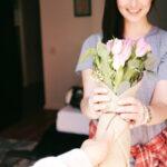 Jakie kwiaty dla dziewczyny?