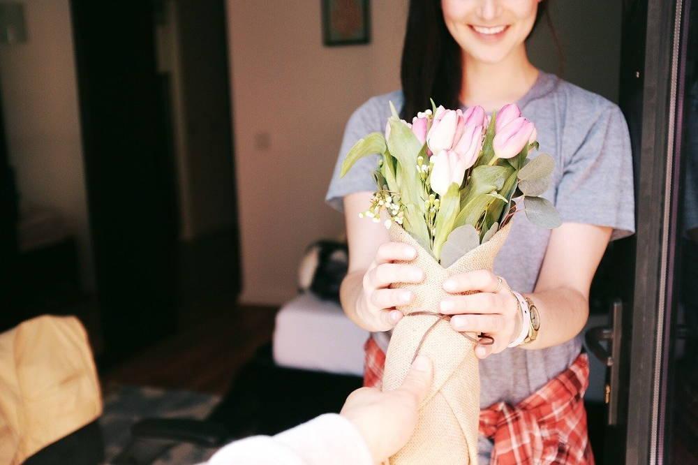 Jakie Kwiaty Dla Dziewczyny Kwiatkihonoratki Pl