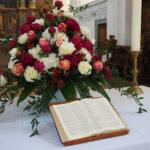 Jakie kwiaty do kościoła?
