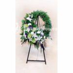 Jakie kwiaty na wieniec pogrzebowy?