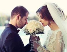 Jakie żywe kwiaty podarować na ślub